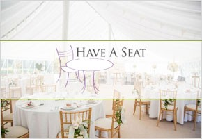 Have A Seat -  Equipment for Weddings and Special Events