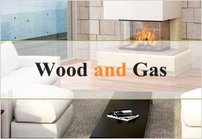 Wood and Gas - Fireplaces and Rooftiles